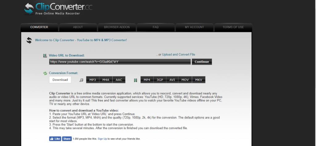 Download videos from clipconverter - SoftwareBottle