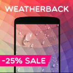 weather live wallpaper- Rain, Snow, Accweather