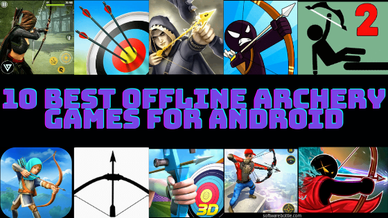 best offline Archery games for Android
