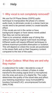 AudioLab Help
