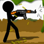 stickman and gun - softwarebottle