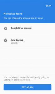 SMS organizer backup settings - softwarebottle