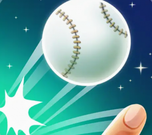 flick hit baseball - best offline baseball games for android - softwarebottle