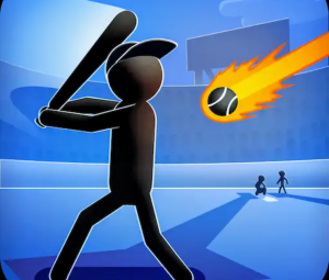 stickman baseball - best offline baseball games for android - softwarebottle