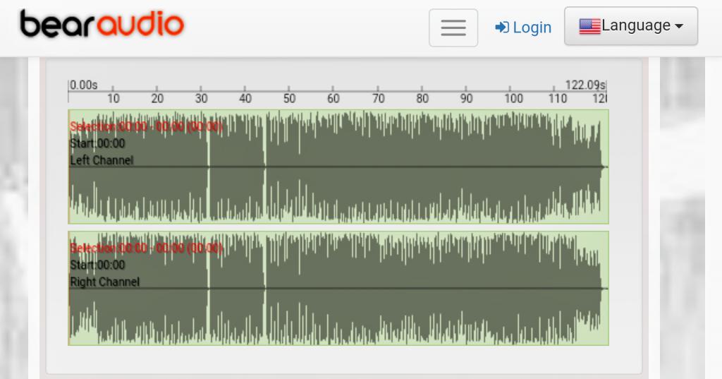 Bear audio tool - best free online audio editor - softwarebottle
