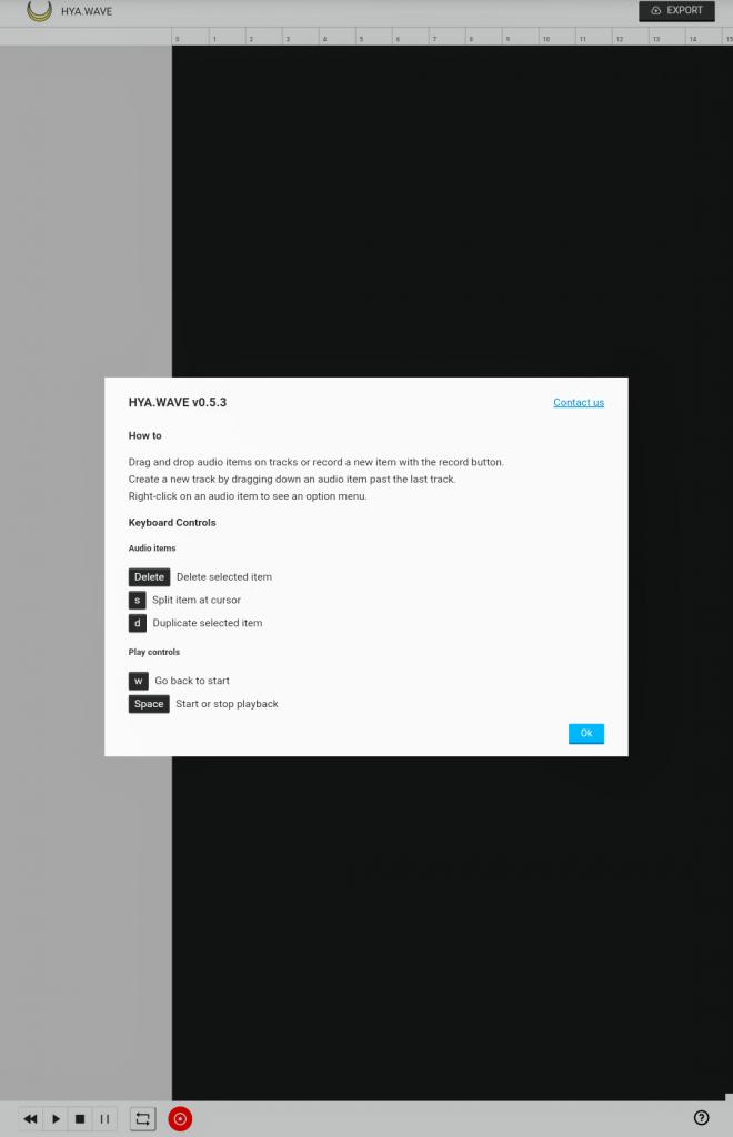 hya wave - best free online audio editor - softwarebottle