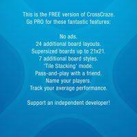 Crosscraze - Upgrade