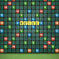 Crosscraze - game board
